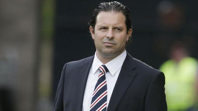 Scottish Football - Chief executive Mather leaves Rangers
