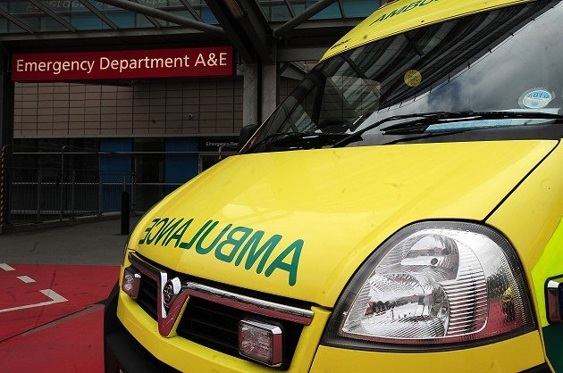 A report has revealed the number of people waiting longer than four hours in accident and emergency is at its highest for a decade