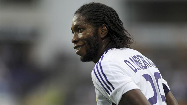 European Football - Dynamo Kiev sign Congolese striker Mbokani