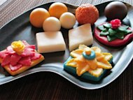 Recipes: Marzipan Mithai as Awesome Festive Treats