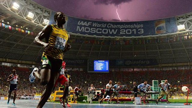 Usain Bolt (AFP)