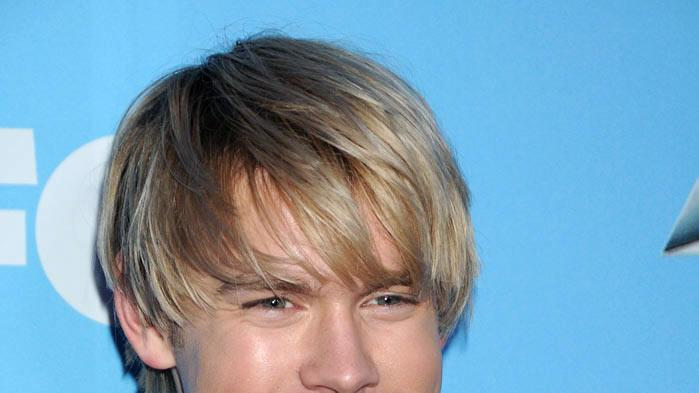 "Chord Overstreet attends the ""Glee"" Season 2 Premiere Screening and DVD Release Party at Paramount Studios on September 7, 2010, in Hollywood."