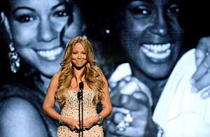Mariah Carey, Cissy Houston Pay Emotional Tribute to Whitney at BET Awards