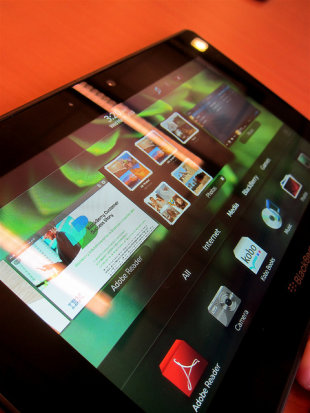 BlackBerry Beats Apple, Samsung In BYOD Brawl image Blackberry PlayBook
