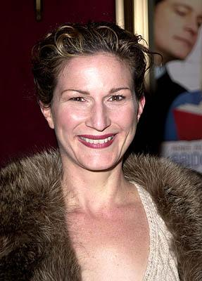 Ana Gasteyer at the New York premiere of Miramax's Bridget Jones's Diary