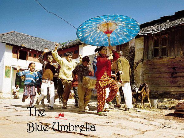 Image courtesy : iDiva.comThe Blue Umbrella: This movie is based on a novel by Ruskin Bond and follows young Binya, from a small village in Himachal Pradesh who manages to get her hands on a blue umbr