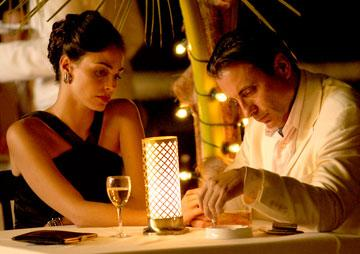 Ines Sastre and Andy Garcia in Magnolia Pictures' The Lost City