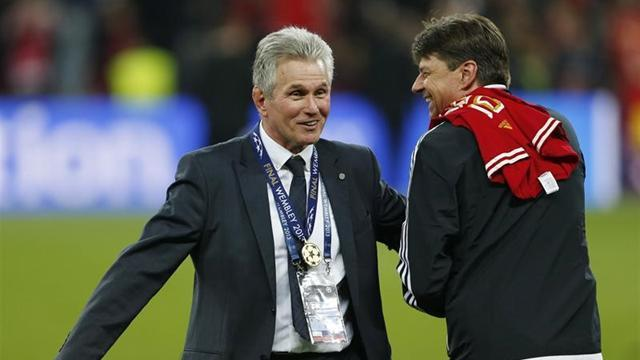 Liga - Heynckes 'would accept Real Madrid job'