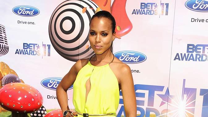 Kerry Washington BET Awards