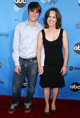 Sally Field with son Sam ABC All Star Party 2006 Pasadena, CA - 7/19/2006