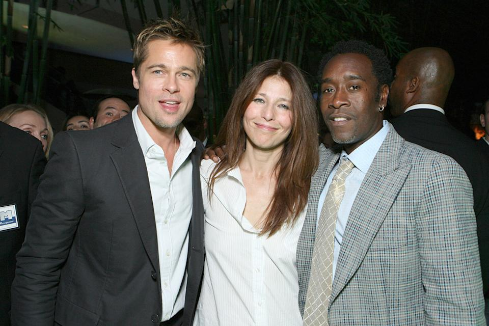 Don Cheadle 2006 Brad Pitt Catherine Keener