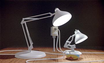"""Luxo Jr."" from Walt Disney's Pixar Short Films Collection Volume 1"