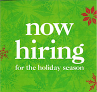 Short Term Jobs: Do They Have a Place on Your Resume? image Winter Job Posting