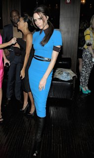 Victoria Beckham Wears Her 'Favourite' Dress to Party With Eva Longoria and Kate Beckinsale