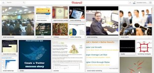How To Get Found With Pinterest's New Interests Tool image Pinterest Interests Pins