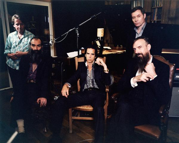 Song Premiere: Nick Cave & The Bad Seeds, 'We No Who U R'