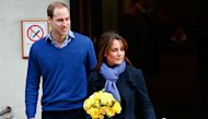 Natal, Kate Middleton dan William Abaikan Ratu