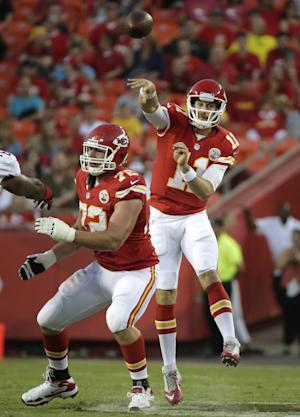 Chiefs offense struggles, 49ers D big in win