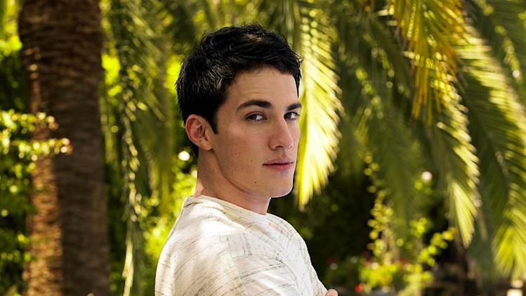 Michael Trevino stars as Jaime Vega in Cane.