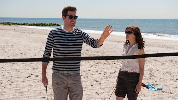 Something Borrowed 2011 Warner Bros. Pictures John Krasinski Ginnifer Goodwin