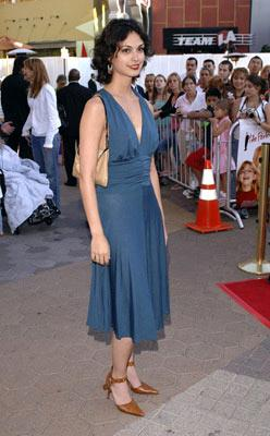 Premiere: Morena Baccarin at the Universal City premiere of Universal Pictures' The Perfect Man - 6/13/2005