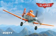 Disney's new film 'Planes'.