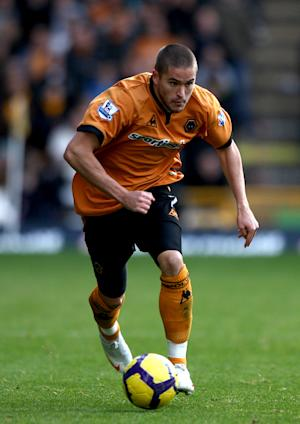 Michael Kightly completed his move to Stoke from Wolves earlier this week