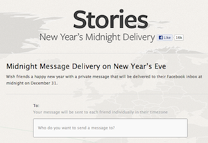 Facebook Restores New Year Message Tool After Suspending for Security Breach