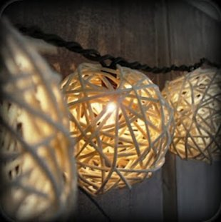 Grapevine Ball Lights