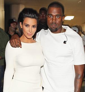 Kanye West Has a Private Cell Phone for Girlfriend Kim Kardashian