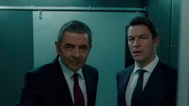 "Johnny English Reborn - Clip - Johnny English Tours the ""Toy Cupboard"""