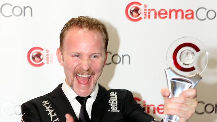 2011 Cinemacon Morgan Spurlock