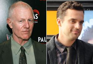 Raymond Barry, Jake Johnson | Photo Credits: Jacob Andrzejczak/Getty Images, Ray Mickshaw/FOX