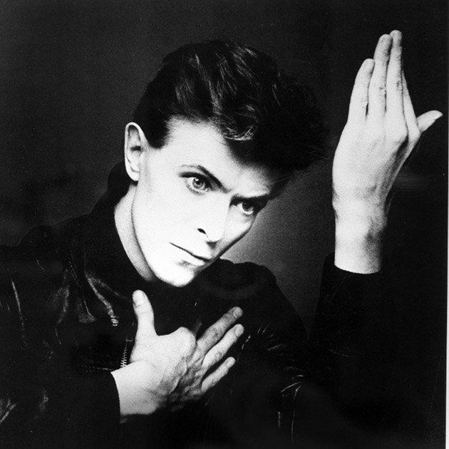 Das ist David Bowie, es könnte aber auch Tilda Swinton sein (Bild: AP)