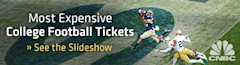 Click here for more expensive college football tickets