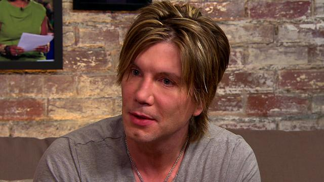 Goo Goo Dolls' Johnny Rzeznik on new album, tour
