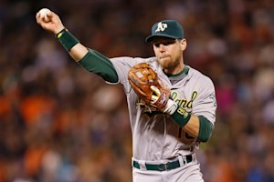 Ben Zobrist can play multiple positions for the Royals. (Getty)