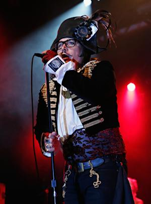 Q&A: Adam Ant on Returning to Music From Bipolar Disorder