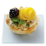 Chicken Salad Tarts