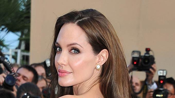 Angelina Jolie Cannes Film Fes