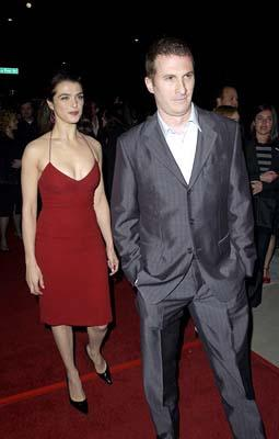 Rachel Weisz and Darren Aronofsky at the LA premiere of Lions Gate's Confidence
