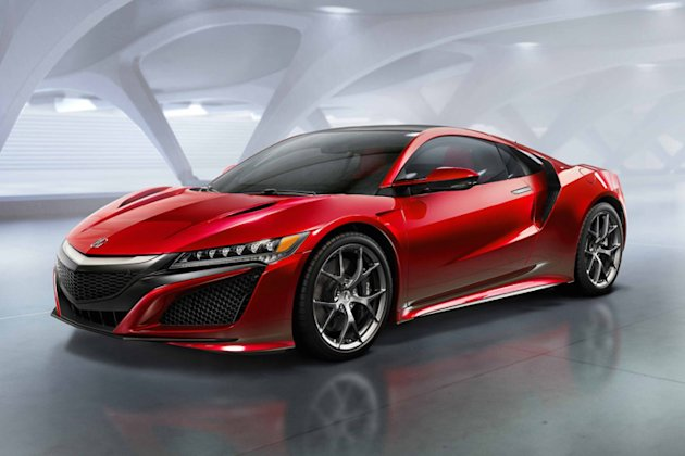 acura nsx 2016 photo