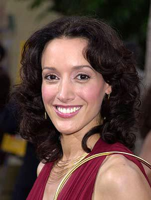 Jennifer Beals at the Hollywood premiere of Fine Line's The Anniversary Party