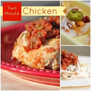 Easy Slow-Cooker Chicken