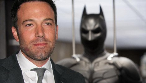 Has Ben Affleck filmed his first scenes as Bruce Wayne?