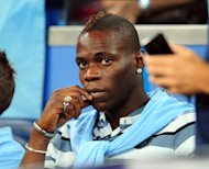 Mario Balotelli was frustrated to miss out on Manchester City's clash with Real Madrid