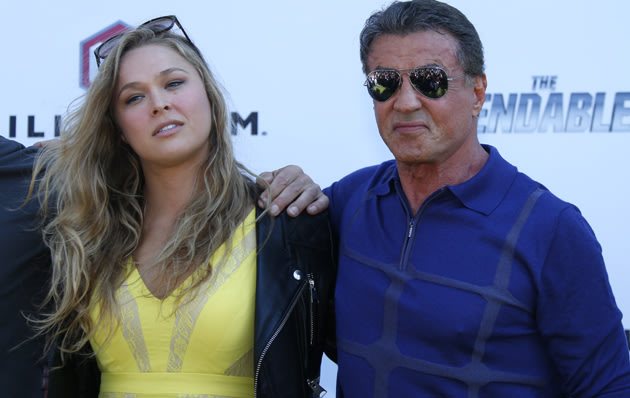 5 crazy things: Hand of God strikes again, Ronda Rousey's unexpected obsession
