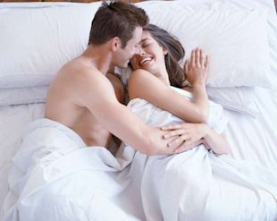 Men pretend they want cuddle up to get women into bed