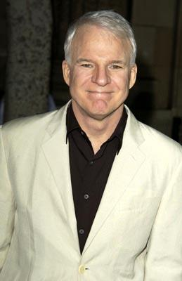 Steve Martin at the LA premiere of Touchstone's Bringing Down the House