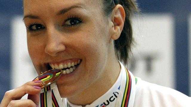 Cycling - King determined to reclaim team pursuit spot